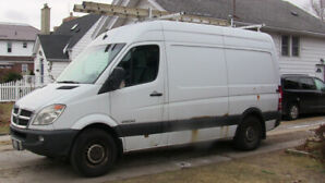 2008 Dodge Sprinter Cargo Van