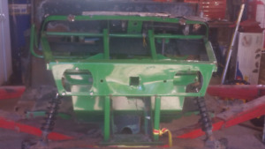 John deer gator 6x4 frame and parts.