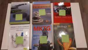 Intermediate Accounting and Business Textbooks