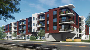 4 ½ APPARTEMENT NEUF Style Condos - Ste-Foy