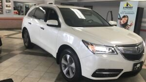 2014 Acura MDX MDX CLEAN LOW KM FULLY LOADED