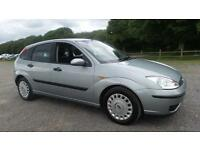 2005 05 FORD FOCUS 1.6 FLIGHT 5D 100 BHP