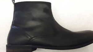 CHELSEA BOOT with zipper
