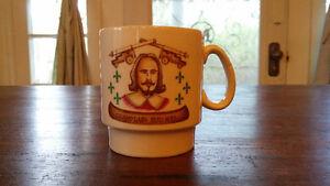Tasse Champlain / Champlain mug