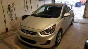 HYUNDAI ACCENT 2014 LOW KMS 58×××$$8800$$