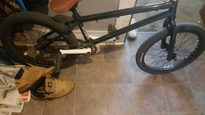 2 custom BMXs sold as package deal