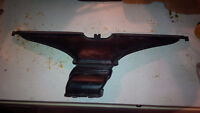 1971 72 73 FORD MUSTANG MERCURY COUGAR NON-A/C DEFROST DUCT