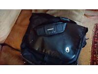 Messenger bag.