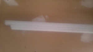 Drop ceiling trim