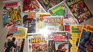 HUGE collection of Comics,Vintage and New!