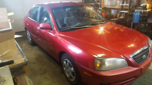 2004 Hyundai Elantra LOW kms