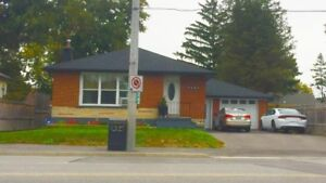 3 Bedroom Upstairs Unit - 1121 Brock St South