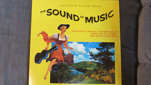 The Sound Of Music record