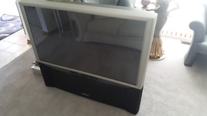 46 inch tv with DVD player
