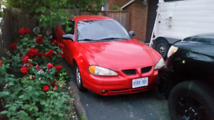 03 Pontiac Grand Am