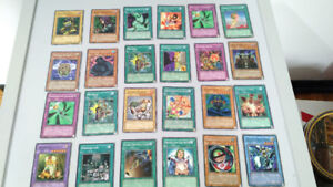 Cartes collection yu-gi-oh yugioh rare 130 cartes lot