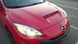 2013  MAZDASPEED3  TURBO  (TECH PACKAGE) NEGOTIABLE