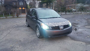 2004 Nissan Quest Fourgonnette, fourgon