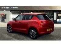 2018 Suzuki Swift 1.0 Boosterjet SZ5 5dr Auto Petrol Hatchback Hatchback Petrol
