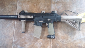 TM-15 limited edition paintball gun