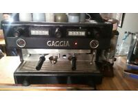 Gaggia D90 Two group Coffee Machine