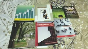 U of S Textbooks sociology and psychology