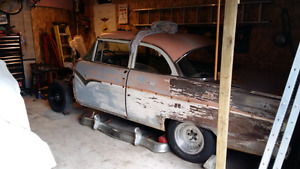 55 ford fairlane Project . PRICE DROP