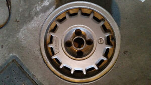 "15"" Volkswagen wheel rims- BEST OFFER"