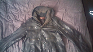 Xl mens danier leather jacket