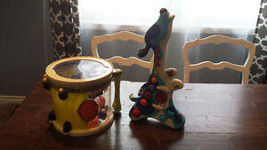 Assortment of Toy Instruments