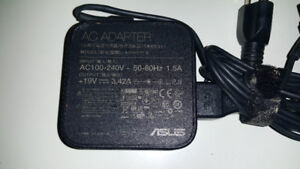 Asus laptop adapter 19V 3.42A