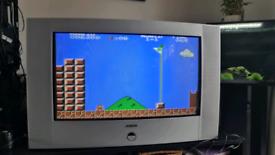 27 inch bush crt TV (retro gaming)