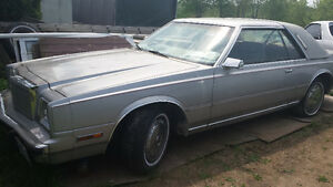 1983 Chrysler Cordoba Coupe (2 door) Kawartha Lakes Peterborough Area image 1