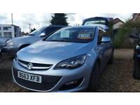 Vauxhall Astra 1.7 CDTi 16v DIESEL MANUAL L@@K FREE MOTORING 12 mths