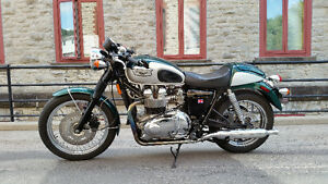2001 Triumph Bonneville For Sale