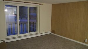 LEDUC a renovated TWO bedroom apartment avail. now