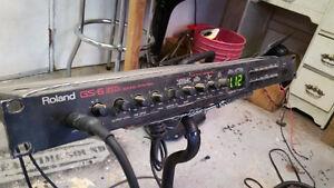 Roland GS-6 Rack mount Effects unit