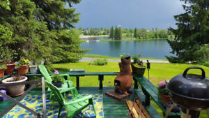 House for Rent on Lake Commando in Cochrane