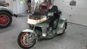 Honda Goldwing Trike 25 anniversaire