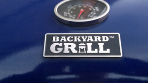 Blue Never used BackYard Grill BBQ