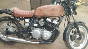 Rare 1980 CB750 (old police bike) **new price