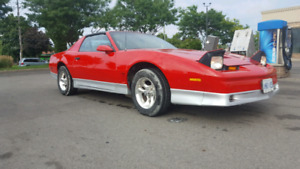 88' Trans Am - WS6/FE2, 5 speed, Posi, A/C