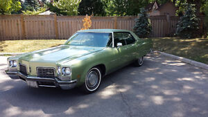 beautifull 1972 OLDSMOBILE 98 LS