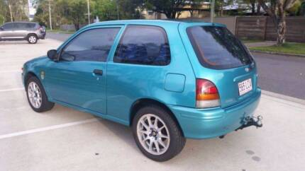 Toyota Starlet Hatchback 1997 in Perfect Condition