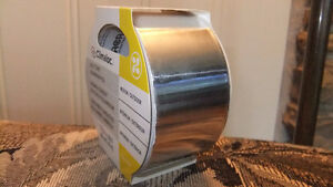 climaloc aluminum air duct foil tape brand new
