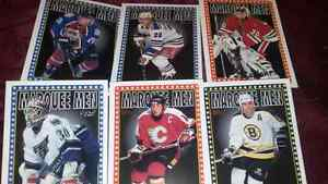 95-96 Topps hockey card set