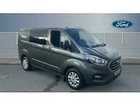 2020 Ford Transit Custom 320 L1 Diesel Fwd 2.0 EcoBlue 130ps Low Roof Limited Va