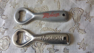 MOLSON BOTTLE OPENERS