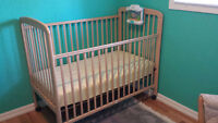 Crib / Stroller / Toddler Bed / High Chair (2) and more........