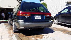 1998 Subaru Legacy outback Camionnette